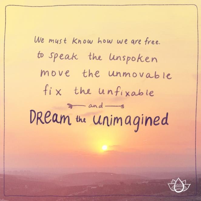 dreamunimagined